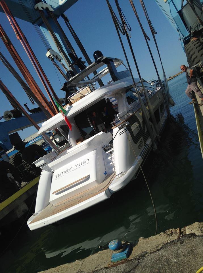 motor yacht refit